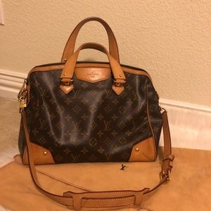 Authentic Louis Vuitton Retiro PM Bag 🎀